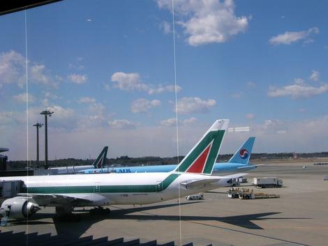 大韓航空で