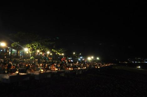 夜のジンバラン