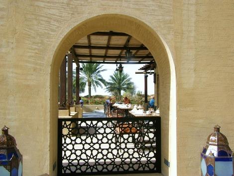 アラブチックな風景1