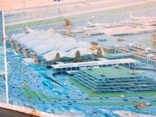 2013年にできる新しい空港