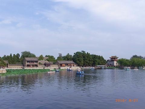 い和園 昆明湖
