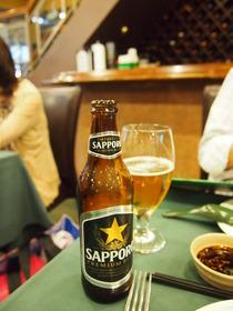 サッポロビールありました