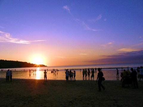 バリ島 ジンバラン湾