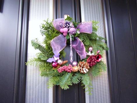 2011、クリスマスリース