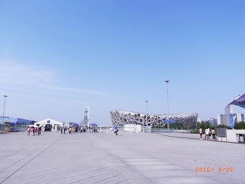 スタジアム広場
