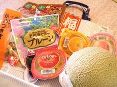 果物 福袋1575円