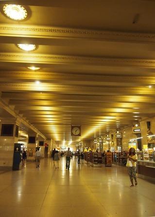 グランドセントラル駅地下