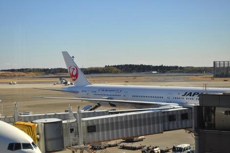 JAL SKY SUITE 777