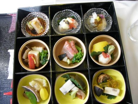 和食 9種類の前菜
