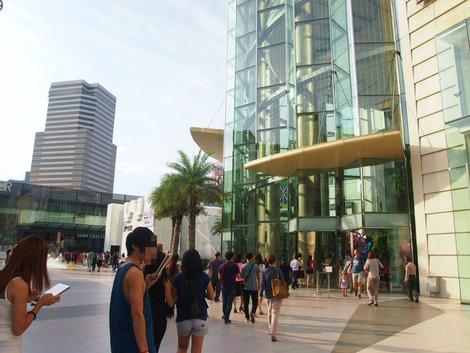 ショッピングモール サイアムパラゴン