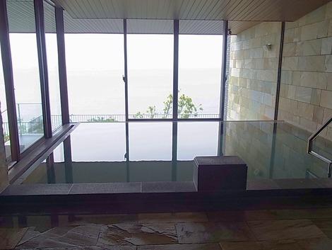 大浴場 室内