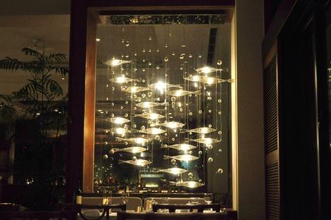 ガラスのお魚