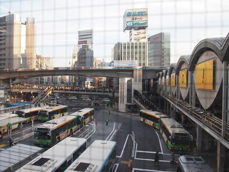 渋谷駅最後1
