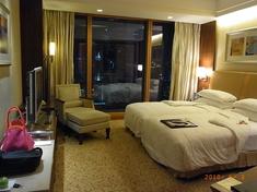 夜のお部屋