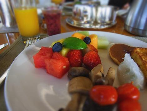 私のフルーツ食