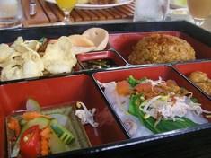 インドネシア風お弁当