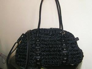アンテプリマのバッグ(アラモアナで購入)