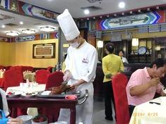 鴨と料理人さん