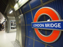 ロンドンブリッジ駅1