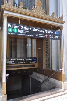 Fulton St.