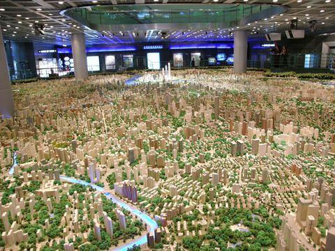 未来の上海