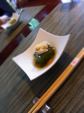 下村 お料理1