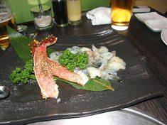 焼肉トラジ カニ海老