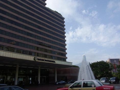 インターコンチネンタルホテル香港