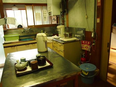 お部屋付きの台所