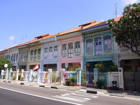 プラナカン住宅1