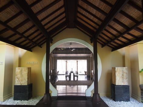 ルメードゥ・スパ 入口