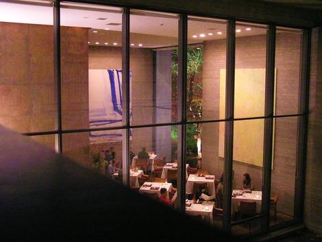 本館レストラン ラ・ブリーズ