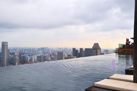 2011年8月シンガポール プール
