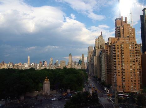 ニューヨーク コロンバスサークル