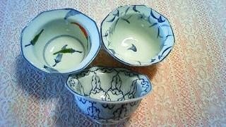 3年目位に買った小鉢(250円)
