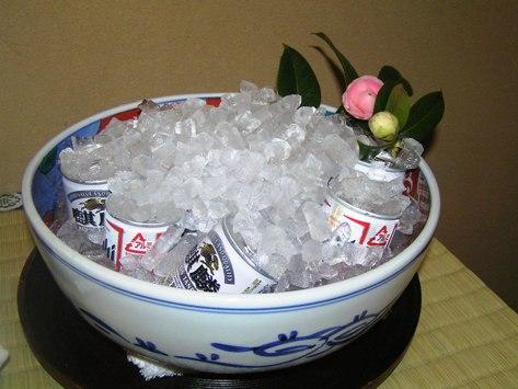 湯上り処 ビール