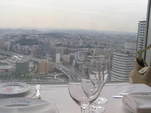 うす曇の横浜