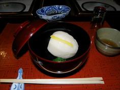 海老芋の煮物