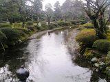 曲水の庭園