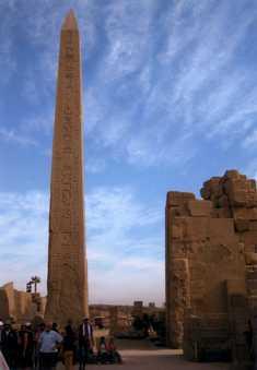 エジプト オベリスク