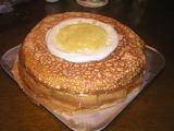 ハーブスのミルクレープケーキ