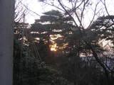 夕日が素敵