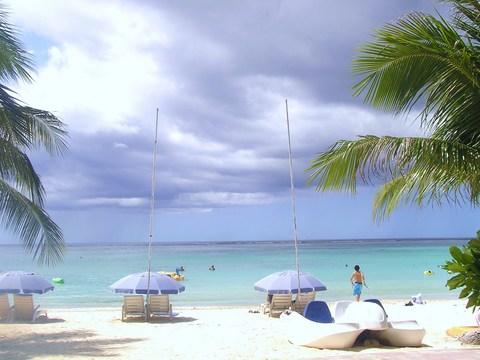 もう一度綺麗な浜辺