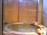 ベランダにある露天風呂