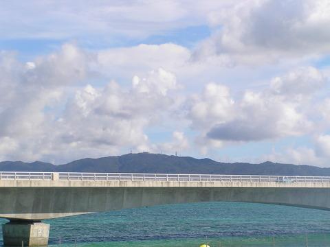 古宇利島大橋1