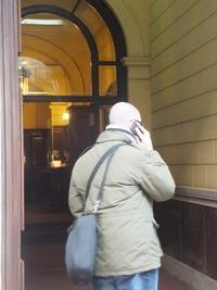 アパート入り口2