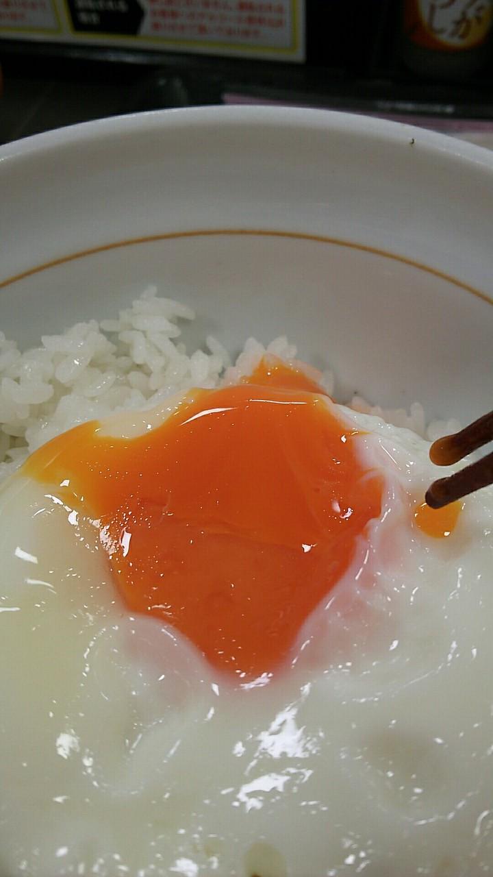 なか卯 朝食