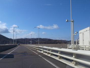 白鳥大橋祝津ランプ2
