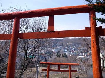楽山稲荷神社3