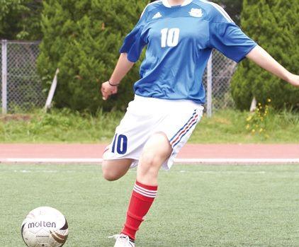 サッカー女子 シンスプリント